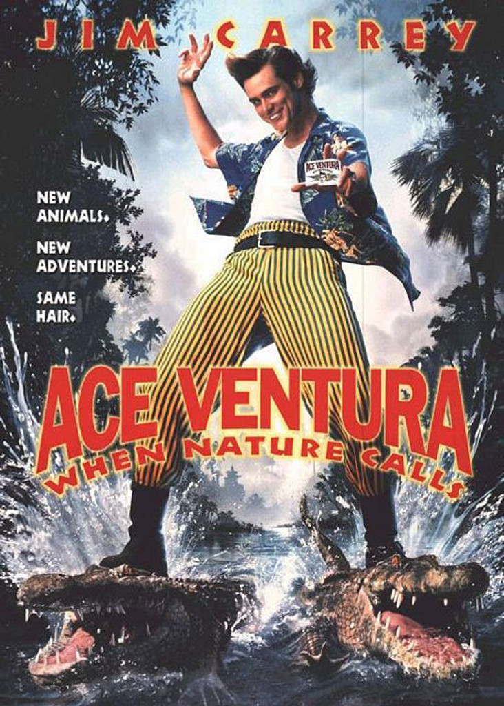 This mold set was commissioned for Ace Ventura; When Nature Calls