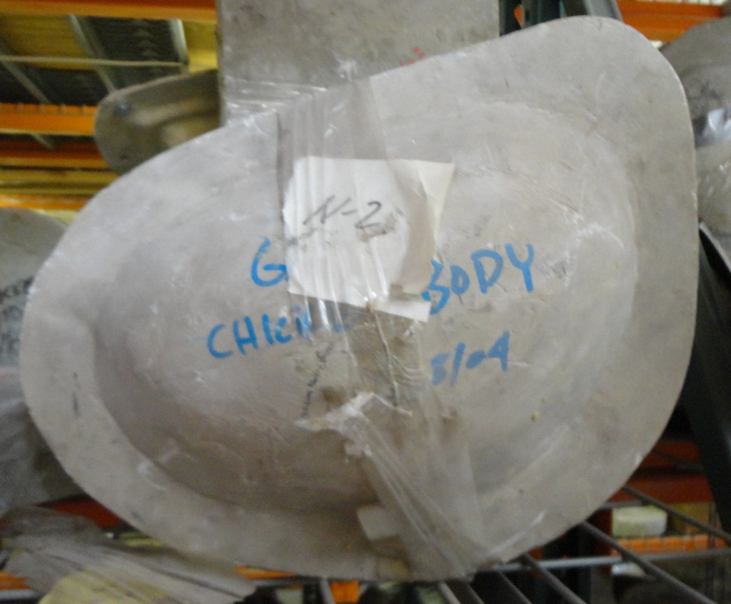 Chicken Body Mold Mold Updated