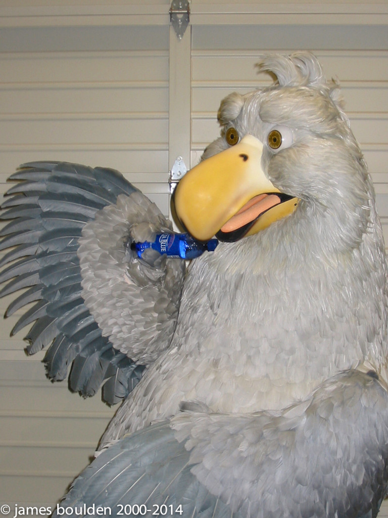 Adult Eagle Costume Head