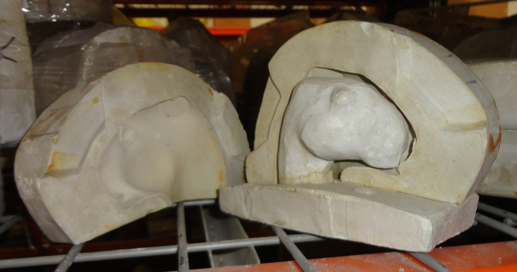 Rabbit Head Mold B