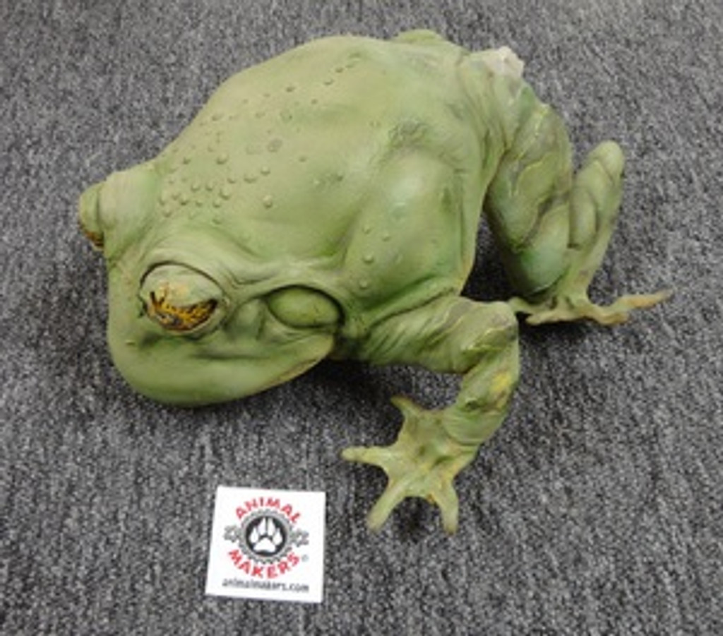Large Frog prop