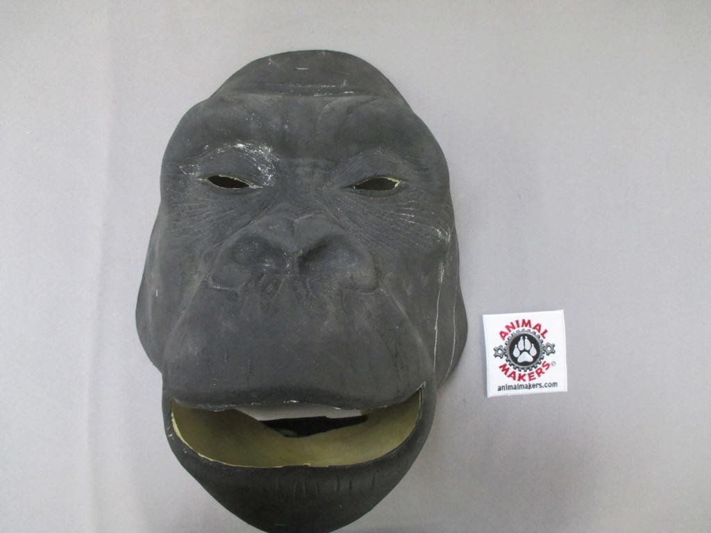 gorilla suit face head foam prop