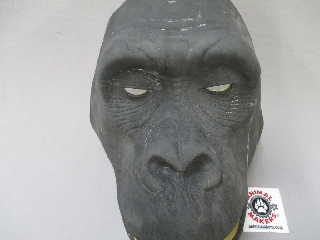 gorilla head prop mask