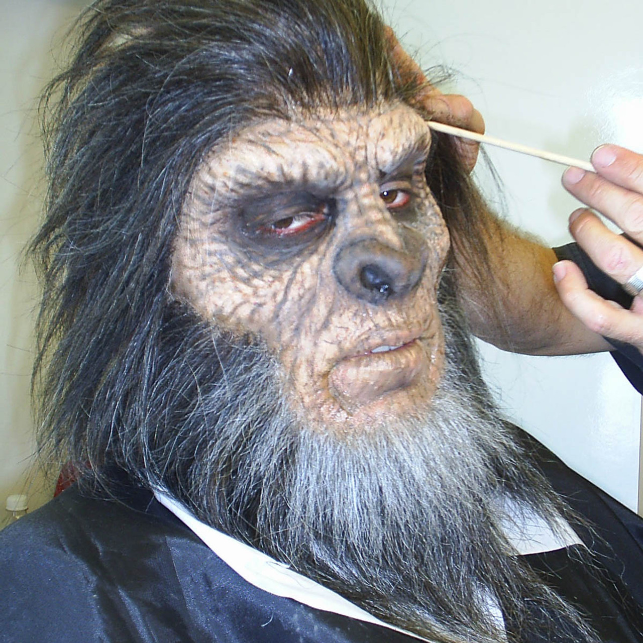 Bigfoot Yeti Full Head Mask