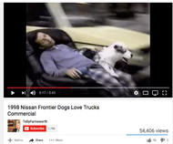 Dog Props Help Nissan Build A Classic Ad for Dog Lovers