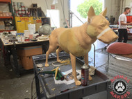 Movie Magic:  Let's Build a Movie Prop Dog