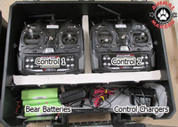 BEAR COSTUME RADIO CONTROLLER KIT