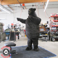 Economy Bear Costume PATTERN