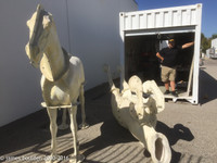 Equine Horse Art Production Package