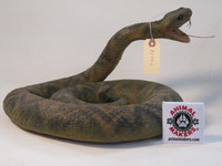 Western Diamondback Rattlesnake Movie Prop