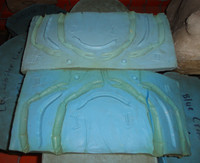 Lobster Feelers Mold