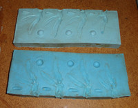 Lobster Legs Mold B