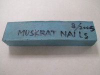 Muskrat Claws Mold 1