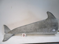 Dolphin Half Body Prop Tail