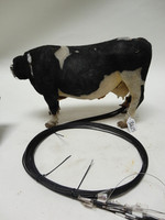 Animated Scale Cow Prop