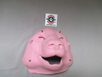 Giant Panda Mask SIlicone pre-drilled