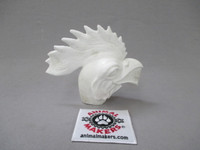 Rooster Head Core - Solid Resin