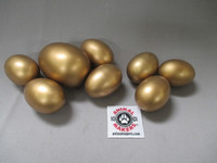 Golden Eggs set