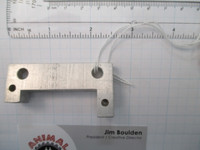 1.74 inch Bracket 1/8 inch cable bulkhead opposite view