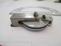 2 inch Aluminum Cable Pulley with Steel base mount