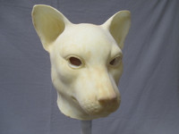 Cat Mask Right Side view