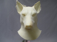 Whole Head Fox Mask -Second