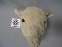 Animated Sheep Puppet foam face covering