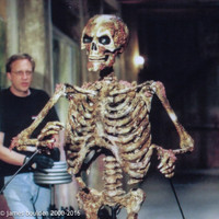"Skeleton Puppets, Props, Molds for ""Scary Movie 2"" Collection"