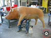 Skinned version of this pig