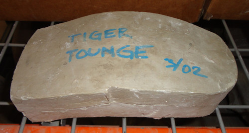 Tiger Tongue Mold
