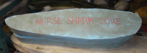 Nurse Shark Core Mold