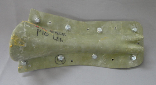 Pig Right Back Leg Mold
