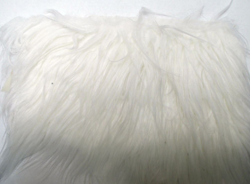 Lama White 3 1/2 Pile FUR