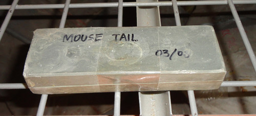 Mouse Tail Mold 1