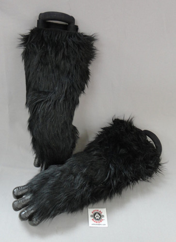 Hollywood Film Quality Gorilla Costume - Maxim's Extended Arms