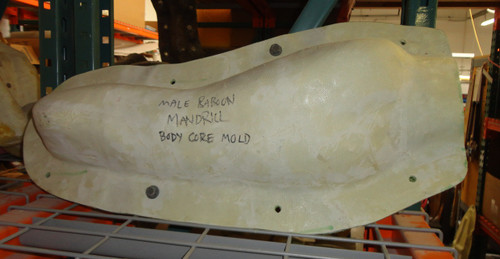 Mandrill Body Core Mold