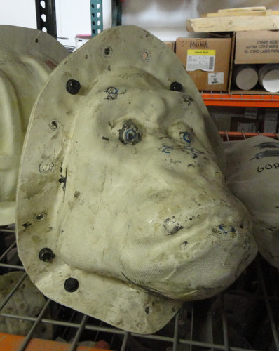 Gorilla Head Mold - Brutus