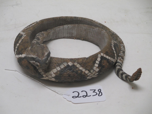 Realistic Rattlesnake Props for Film and Video