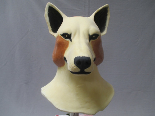 Realistic Fox mask - Wide Version