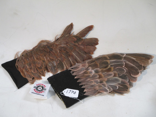 Wing Gloves Brown