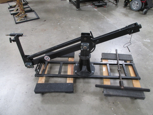 large prop motion rig: Boom Arm