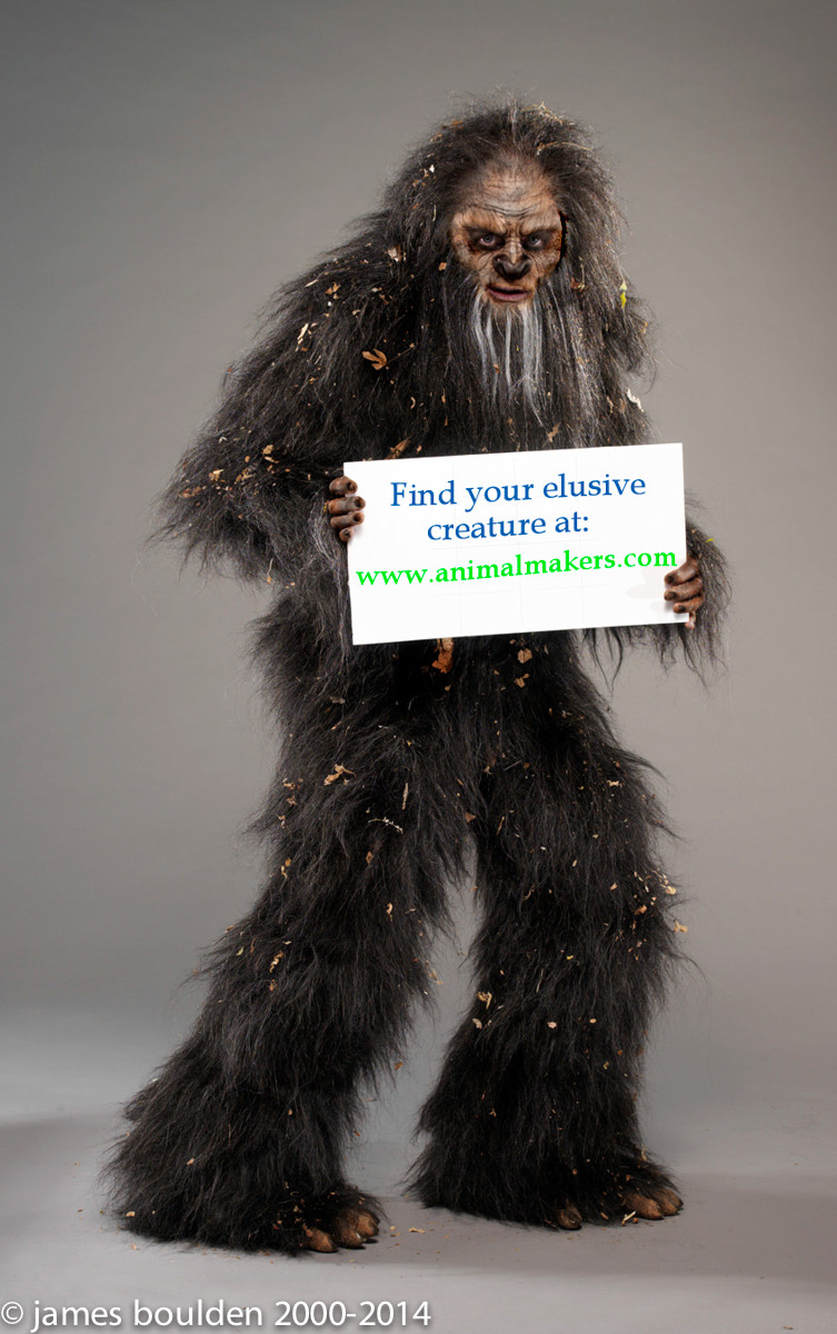 Bigfoot Outfit Images - Reverse Search