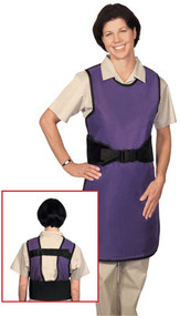 Shielding Back Relief Apron