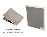 Snap-On Grid Frames with Lexan Windows