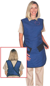 Shielding Flex Back Apron
