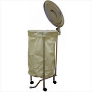 Linen Laundry Hamper Non-Magnetic (with lid)