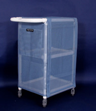 "Two Shelf Mobile / MRI Cart (20""x32""x43"")"