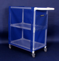 "Two Shelf Mobile / MRI Cart (20""x40""x43"")"