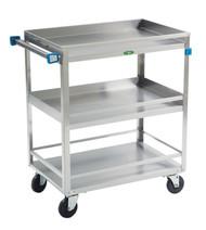 Utility Cart with Guard Rail (400lb. capacity)