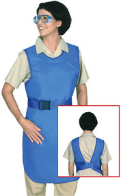 Quick Ship Shielding Standard Coat Apron